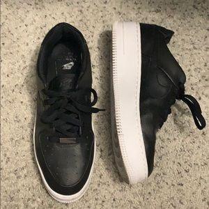 Nike platform AF1